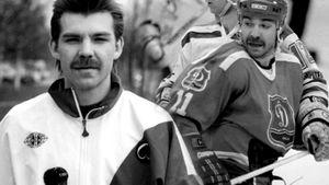 Как выглядел в молодости и играл в хоккей Знарок: драки с бандитами и ветеранами, желтуха, «лунная походка» на льду