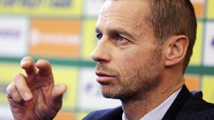 Чеферин пригрозил «Реалу», «Барселоне», «Ювентусу» и «Милану». УЕФА ждет их официального отказа от Суперлиги