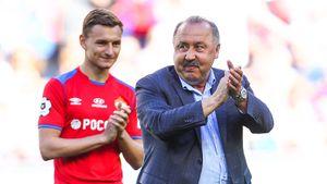 Газзаев: «Абсолютно уверен, что ЦСКА выйдет из группы Лиги Европы с первого места»