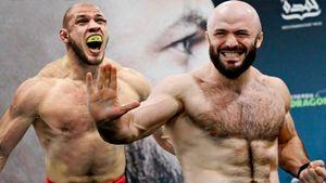 Исмаилов подерется со скандальным бойцом Штырковым. Его ругали за защиту храма на Урале и выгнали из UFC за допинг