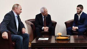 Журова: «Хабиб мог бы стать главой Дагестана, но не министром культуры»