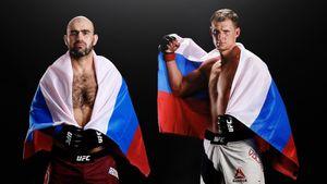 UFC возвращается стурниром вРоссию. Кто будет там драться?