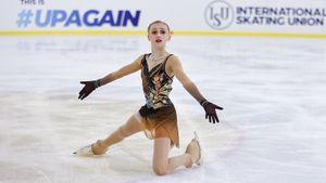 Муравьева победила на этапе юниорского Гран-при в Линце