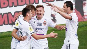 Первый матч сезона в РПЛ — увереннейшая победа ЦСКА. Гончаренко выпустил 11 россиян в старте