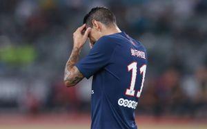 Ди Марию дисквалифицировали на 4 матча за плевок в сторону защитника «Марселя» Гонсалеса