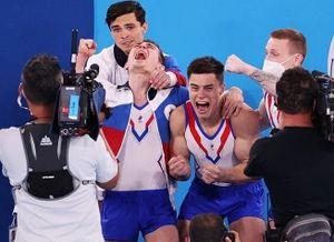 «До слез!» Тарасова отреагировала на драматичную победу российских гимнастов на Олимпийских играх