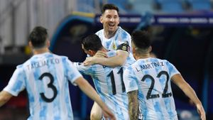 Месси снова кое в чем круче Роналду! Обошел его по голам со штрафных— и тащит Аргентину к победе в Кубке Америки