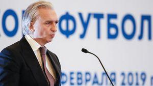 Как выбирали нового президента РФС— главные кадры внеочередной выборной конференции