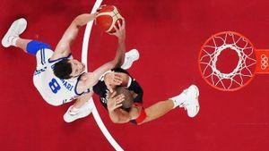 Франция обыграла Италию и вышла в полуфинал мужского олимпийского турнира