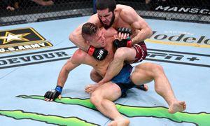 «Махачев — очередной скучный русский». В США не все впечатлены победой друга Хабиба в UFC