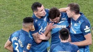Футболист «Зенита» Сутормин заплакал после гола «Краснодару». За день до матча у него умер отец