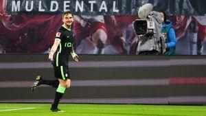 Самый дорогой игрок в истории «Динамо» вывел «Вольфсбург» в Лигу чемпионов. Вернется ли Филипп из аренды в Россию?