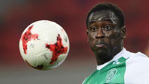Сбежавший форвард «Ахмата» Мбенг нашелся. Сенегалец извинился и уехал в аренду в минское «Динамо»