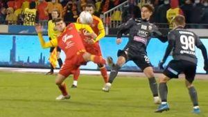 Нужно ли было удалять Коновалова за фол на Марадишвили в матче «Арсенал» — ЦСКА: разбираем эпизод