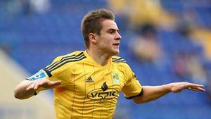 Форвард сборной Украины отстранен отфутбола намесяц. Его подозревают вупотреблении допинга