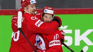 Россия выиграла битву за первое место у Швейцарии! Зарешал MVP Кубка Гагарина, которого не хотели брать на ЧМ