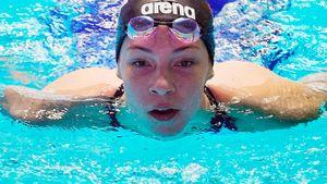 Русская пловчиха стала сенсацией ЧМ по плаванию. Дарья Васькина взяла медаль в 16 лет