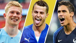 Де Брейне — идеальный игрок, Джовинко — новый Месси, Варан — Усэйн Болт. В FIFA 20 футбол — в самом разгаре