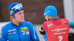 «Логинова не должно быть на Кубке мира». Шведский биатлонист вновь атаковал российскую звезду