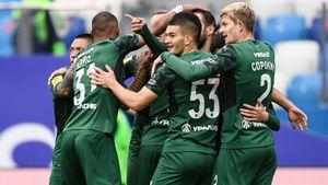 «Краснодар» разгромил «Нижний Новгород» в матче РПЛ