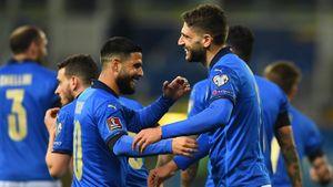 Сборная Италии в квалификации ЧМ-2022 стартовала с победы над Северной Ирландией