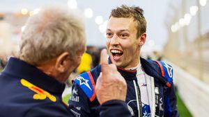 У Квята есть яйца и язык. Русский гонщик Формулы-1 не устает жечь в новом сезоне