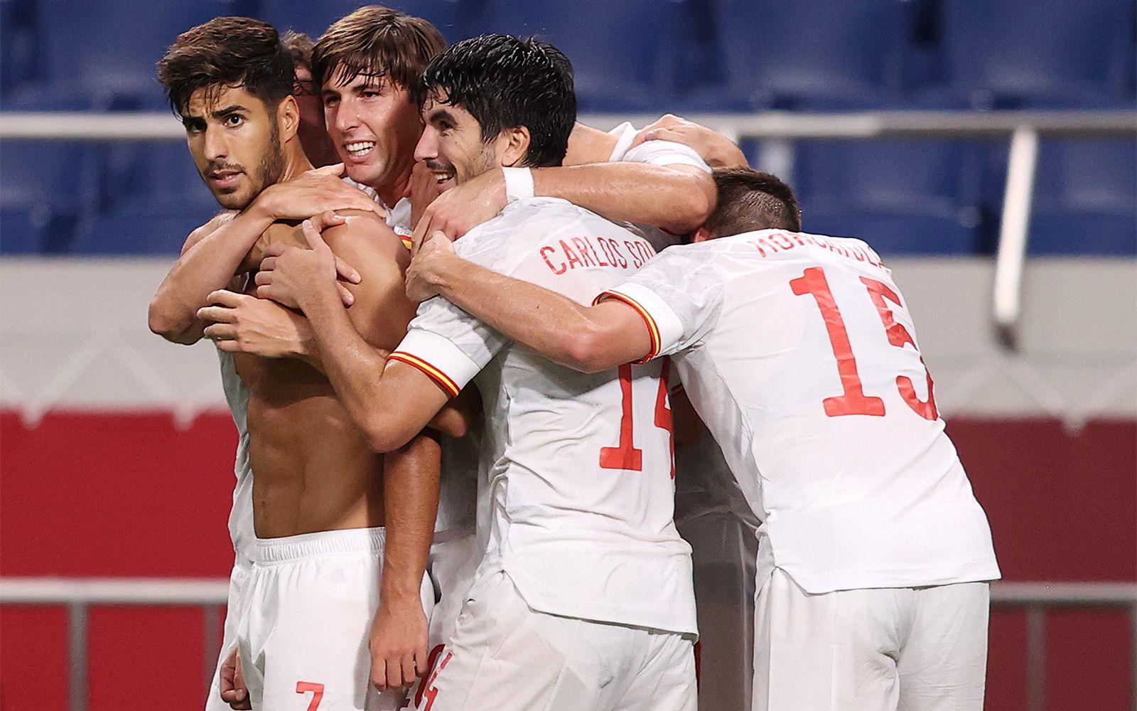 Nhận định U23 Brazil vs U23 Tây Ban Nha, 18h30 ngày 7/8, chung kết Olympic - 3