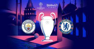 Финалисты Лиги чемпионов «Манчестер Сити» и «Челси» сыграют друг против друга уже в эту субботу