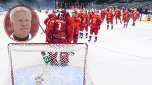 Фетисов: «Ни один хоккеист российской молодежки не попал бы в сборную Канады»