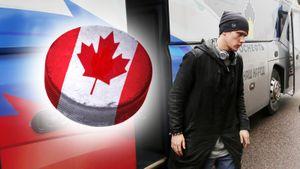 Русский хоккеист Зайцев— ополучении гражданства Канады: «Буду жить там, где удобно мне исемье»
