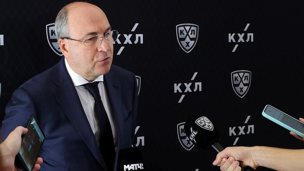 Есмантович станет генменеджером сборной России на Олимпиаде, Малахов войдет в тренерский штаб