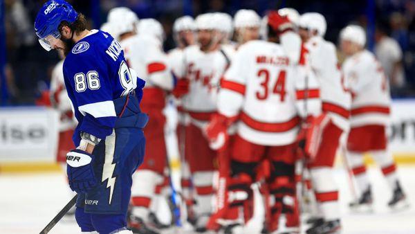 Черный день русской звезды НХЛ. Кучеров подставил «Тампу», удалившись в овертайме за фол у чужих ворот