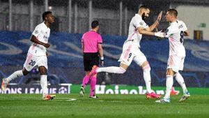 «Челси» забил после образцовой атаки, «Реал» снова спас Бензема. Он уже догнал Рауля и обошел Роналду