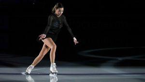Сотникова получила награду от Федерации фигурного катания России за выдающиеся спортивные достижения