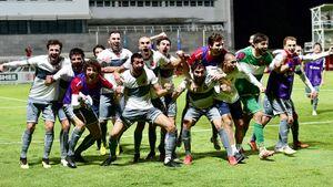 «Это была победа всей Грузии». Интервью вратаря «Локо» Тбилиси о вылете «Динамо» из еврокубков
