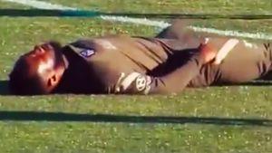 Нападающий «Атлетико» Мусса Дембеле потерял сознание во время тренировки: видео