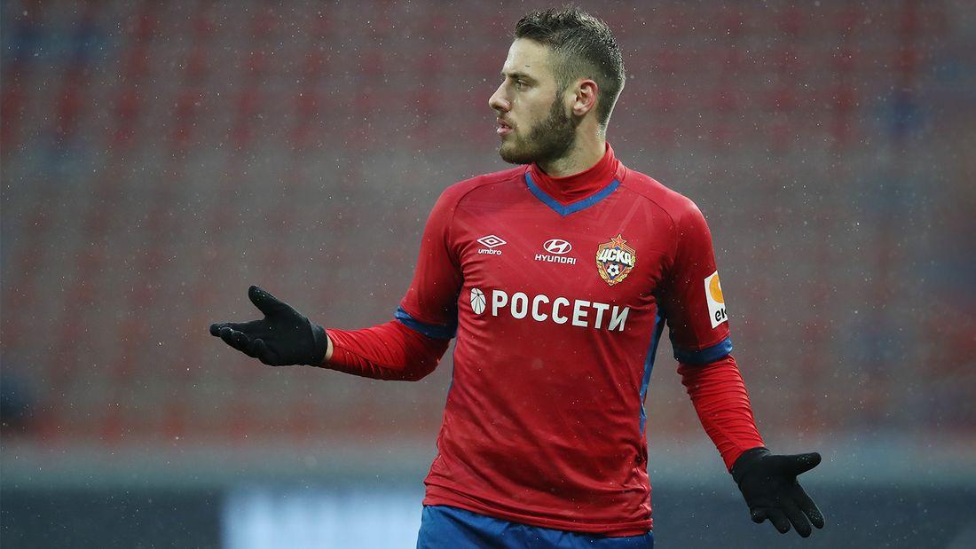 Влашич рассказал, что в ЦСКА пока никто не делал прививку от коронавируса