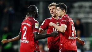 Удаление Павара не помешало «Баварии» обыграть последнюю команду Бундеслиги «Гройтер Фюрт»