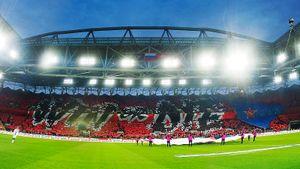 «Спартак» обратился в Роспотребнадзор с просьбой увеличить квоту зрителей на матч с ЦСКА