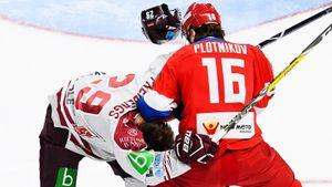 Россия помучилась с Латвией, но вытащила матч с 0:2. Наши воспитывают характер за 2 недели до ЧМ
