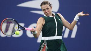 US Open теперь без россиянок. Чемпионка Игр в Токио Павлюченкова билась с чешской звездой, но все решили концовки