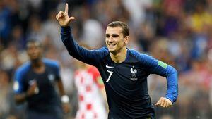 На «Стад де Франс» надвигается ремейк финала ЧМ-2018. Прогноз на Франция — Хорватия