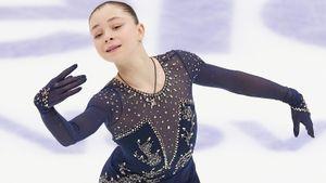 13-летняя Самоделкина первой попробовала четверной риттбергер. Если Олимпиаду перенесут, она будет фаворитом