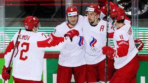 «Красная машина» разобрала Швейцарию на чемпионате мира, Толчинский набрал три очка. Как это было