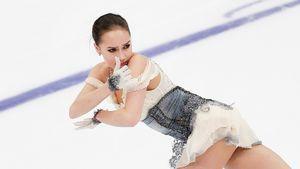 Дизайнер рассказала, как создавалось платье Загитовой для еекороткой программы «Призрак оперы»