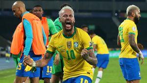 Бразилия победила Перу и вышла в финал Кубка Америки, у Неймара голевая передача