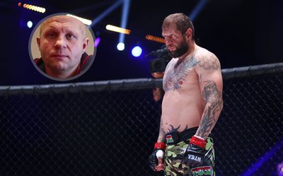 Не ждал, что Емельяненко победит так быстро— Александр Шлеменко