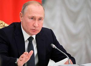 Путин: «Решение WADA несоответствует здравому смыслу иправу»