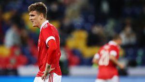 Соболев забил в дебютной игре за сборную, но при Дзюбе он не будет играть в старте. Это игроки разных форматов