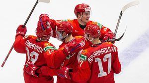 4 лучших хоккеиста одной из худших сборных России в истории. Игроки молодежки, не провалившие ЧМ